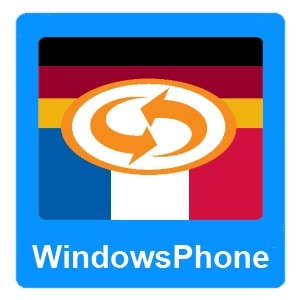 Eurotranslator WindowsPhone saksa-ranska