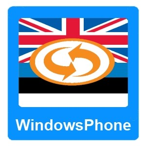 Eurotranslator WindowsPhone englanti-viro