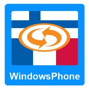 Eurotranslator WindowsPhone suomi-ranska