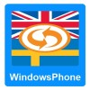 Eurotranslator WindowsPhone englanti-ruotsi