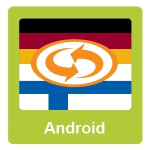 Eurotranslator Android Finnish-German