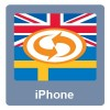 Eurotranslator iPhone Swedish-English